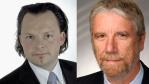 Jobperspektiven im neuen Jahr: Karriereratgeber 2013/4 - Andy Beyer und Gerhard Humbert, HSC - Foto: Privat