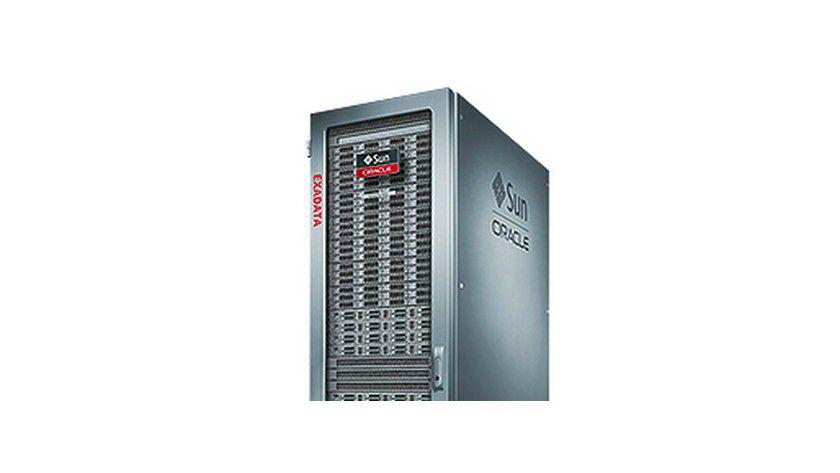 """Oracles """"Exadata Database Machine X-4"""" ist für den Einsatz im OLTP, Cloud Computing und Data Warehousing vorgesehen."""