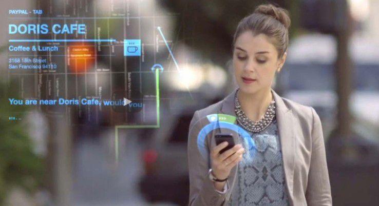 Aktuell liegt das Interesse an (i)Beacons noch stärker bei den Themen Mobile Payment und Mobile Marketing.