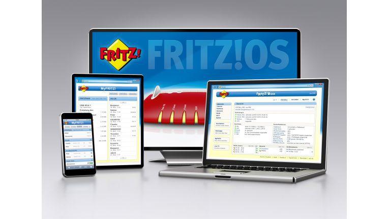 Die seit 2012 als FritzOS vermarktete Fritzbox-Firmware versteht sich auch mit verschiedenen Smartphone-Betriebssystemen. Die meisten Apps gibt es für Android-Geräte.