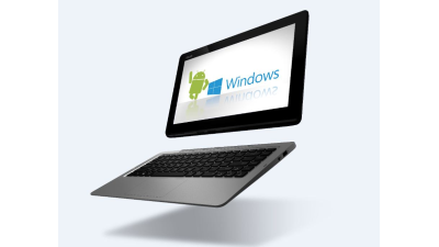 CES 2014: Asus Transformer Book Duet verbindet Windows und Android - Foto: Asus