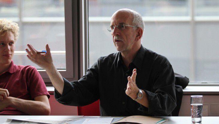 Der Informatiker und Arbeitswissenschaftler Ulrich Klotz befasst sich seit Jahrzehnten mit der Zukunft der Arbeit.