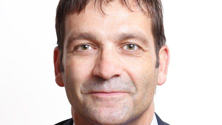 Christoph Joos, Partner bei MHP, hält Beratungsunternehmen für das ideale Karrieresprungbrett.