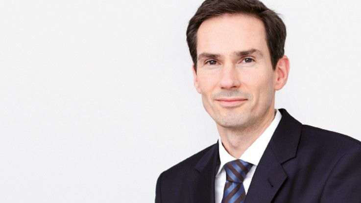 Christoph Junge ist CFO bei der adesso AG und glaubt, dass man gute Zusammenarbeit zwar fördern, aber nicht anordnen kann.