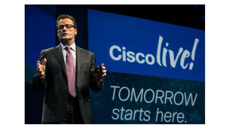 Rob Lloyd, Cisco