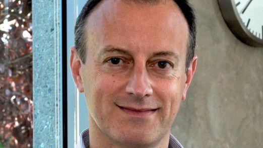 Fabio Rosati, CEO der Online-Plattform Elance freut sich über einen starken Zuwachs an Projekt-Angeboten. Besonders der IT-Bereich boomt nach wie vor.