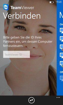Das Tool Teamviewer ist für Privatpersonen kostenlos nutzbar.