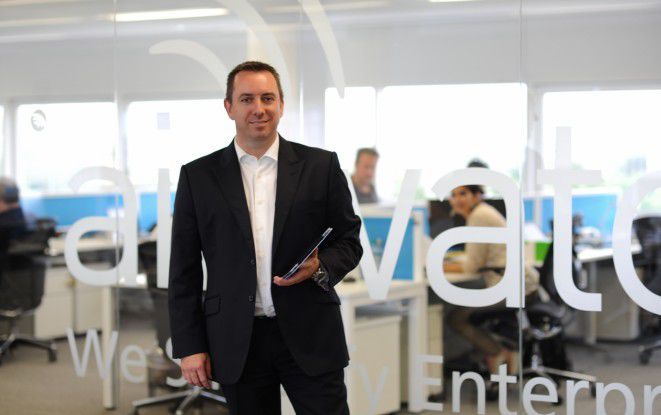 Ian Evans, Managing Director von Airwatch Emea