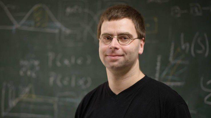 Matthias Hagen ist Inhaber der ersten deutschen Professur für Big Data Analytics. Er lehrt an der Bauhaus-Universität Weimar.