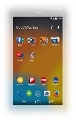 Demnächst verfügbar: Firefox Launcher für Android