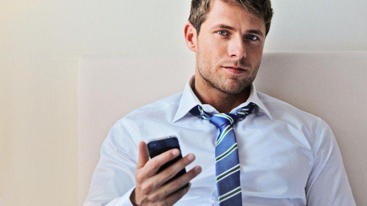 Bewerbungen per Smartphone oder Tablet stoßen noch weitgehend auf Skepsis.