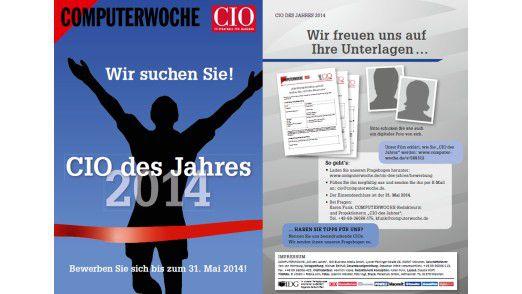 Der Flyer zum Wettbewerb 2014.