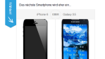 Display, Gehäuse, CPU, Iris-Scanner & Co.: Gerüchte-Check: Apple iPhone 6 und Samsung Galaxy S5