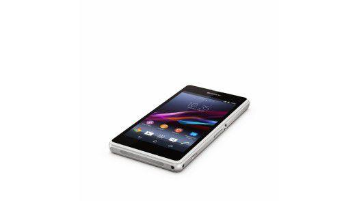 Das Sony Xperia Z1 Compact.