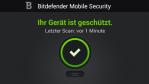 Neue Version mit Echtzeitschutz aus der Cloud: Bitdefender Mobile Security für Android - Foto: Bitdefender