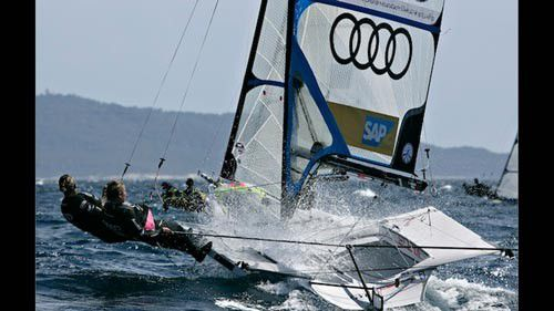 Sailing Team Germany