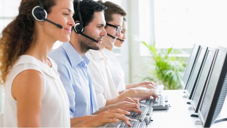 Nur erfahrene Verkäufer können so telefonieren, dass das gewünschte Ziel erreicht wird.