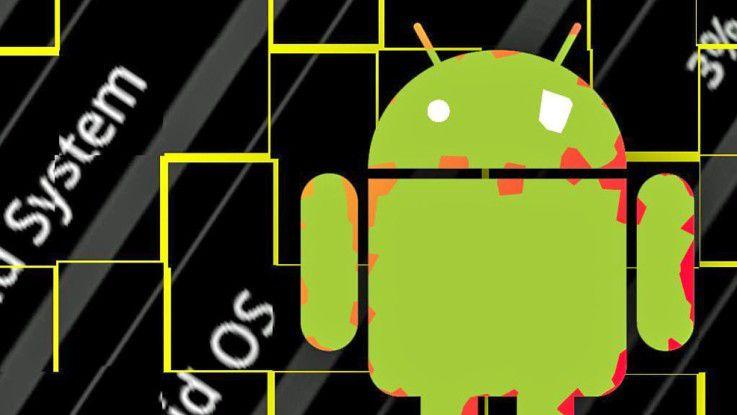 Smartphones und Tablets sind seit Android 2.1 möglicherweise gefährdet