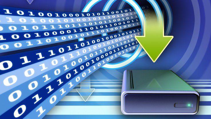 Von jeher setzen die Hersteller auf die perfekte Zusammenarbeit zwischen RAM und Festplatte, um den Anwendern einen möglichst raschen Datenzugriff zu gewährleisten.