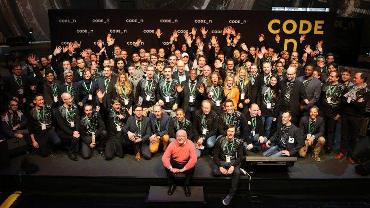Die 50 Code_n Finalisten