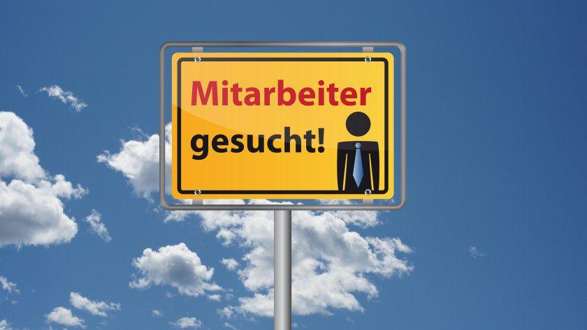 Fachkräftemangel ja, internationales Recruiting nein. Nur die wenigsten deutschen Unternehmen suchen europaweit.