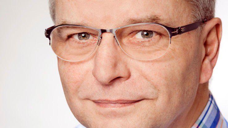 """Ralf Nagel, Sage: """"Unsere bisherige Entwicklungsmethode war für unsere zukünftigen Vorhaben nicht mehr zeitgemäß."""""""