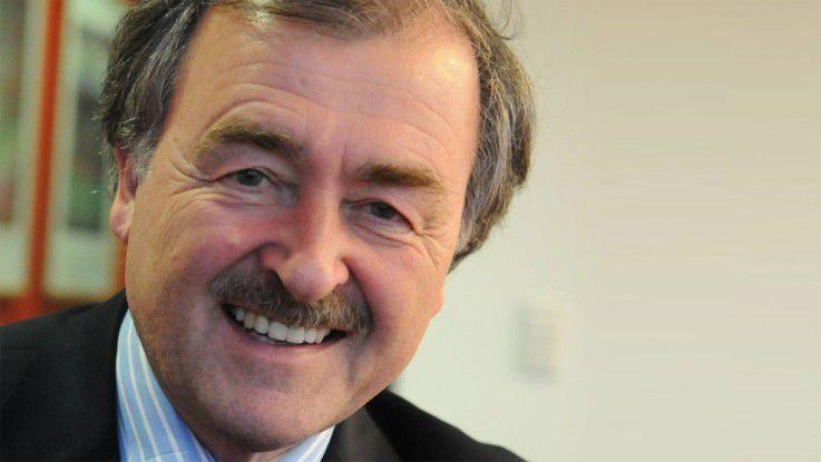 Jochen Kienbaum meint, die Finanzkrise hat gezeigt, dass CEOs und Finanzvorstände die gleichen Eigenschaften benötigen.
