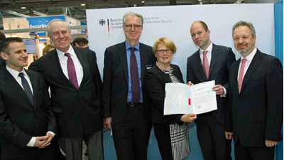 ISO-27001-Zertifikat: Trusted German Insurance Cloud - Foto: GSI; Generali