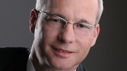 Bernd Ludwig hat sich für eine Fachlaufbahn bei HP entschieden.