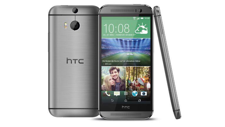 Zusammen mit den neuen Tarifen kann bei O2 bereits das neue HTC One (M8) vorbestellt werden.