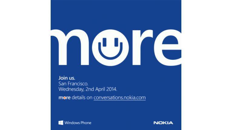Nachschub in Sachen Lumia-Devices ist Anfang April zu erwarten...