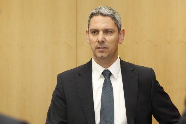 Michael Hagedorn, Leiter Public Services bei Steria Mummert Consulting AG