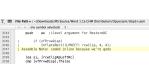 """""""Coded inline because we're gods"""": Versteckte Überraschungen in frühen Microsoft-Quellcodes - Foto: Leon Zandman (@leonzandman)"""