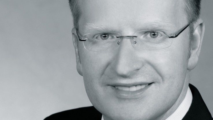 Ulf Hönick, Gematik: Für die Einführung der elektronischen Gesundheitskarte sucht er dringend IT-Security-Spezialisten, gerne freie.