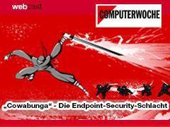 Mit vorintegrierter Appliance - und dem Schlachtruf der Ninjas - erhalten IT-Administratoren neue Waffen im Kampf um die Endpoint-Security.