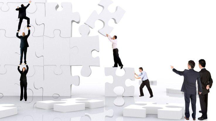 Einige Firmen haben Social Collaboration bereits erfolgreich in die DNA der Organisation implementiert.