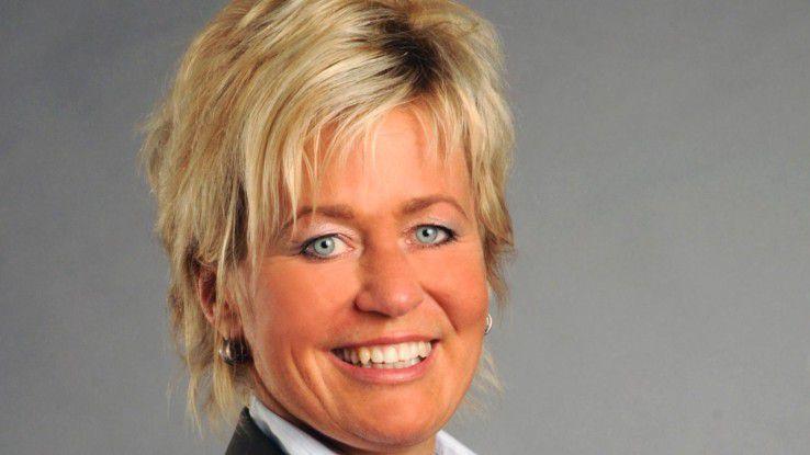 Petra Bücheler ist als selbständige Beraterin im Investment-Banking von Großbanken tätig.