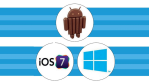 Das beste mobile Betriebssystem: Android vs. iOS vs. Windows Phone 8