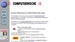 1995 bis 2014: COMPUTERWOCHE online im Wandel der Zeit