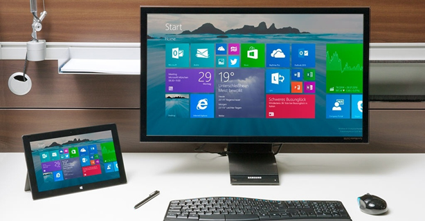 Nützliche Helfer: Die besten Tools für Windows 8.1 - Foto: Microsoft