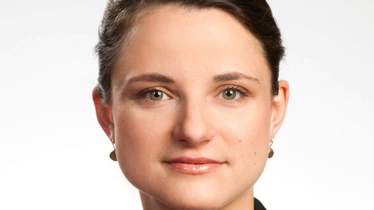 """Christina Gräßel, Leiterin Recruiting bei Capgemini: """"Schreiben wir im Bereich Mobile Jobs aus, ist die Zahl der Bewerbungen groß."""""""