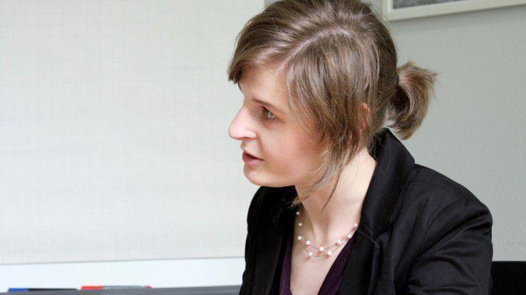 """Katrin Schneider, Datev: """"Ich war überrascht wie wichtig Großrechner nach wie vor im Unternehmen sind."""""""