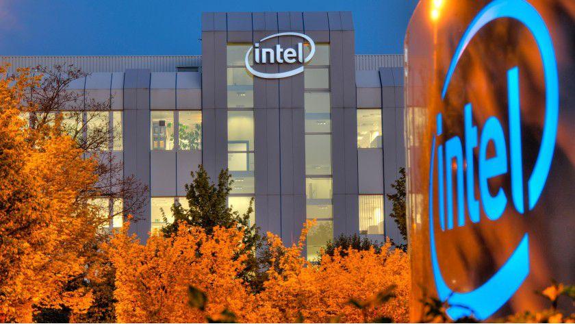Intel-Deutschlandzentrale in Feldkirchen bei München