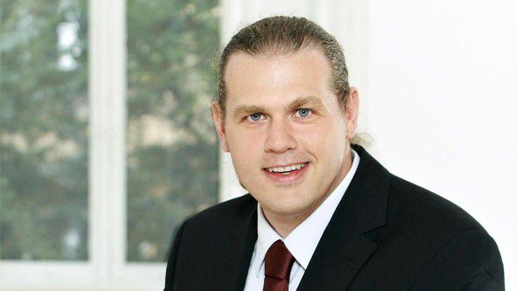 Coach Mario Neumann möchte CIOs als Business Partner etablieren.