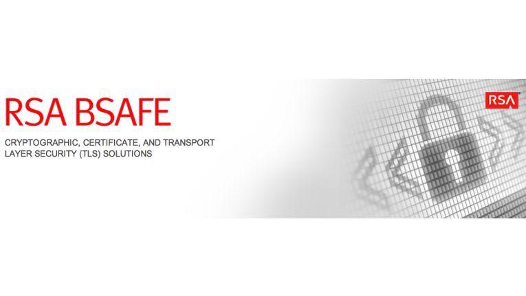 """Wurde RSA vom Geheimdienst geschmiert, um sein Produkt """"BSafe"""" per Default unsicherer zu machen?"""