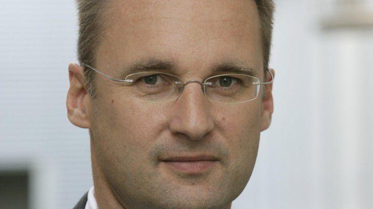 Sven Lorenz ist seit 14 Jahren CIO bei Porsche.