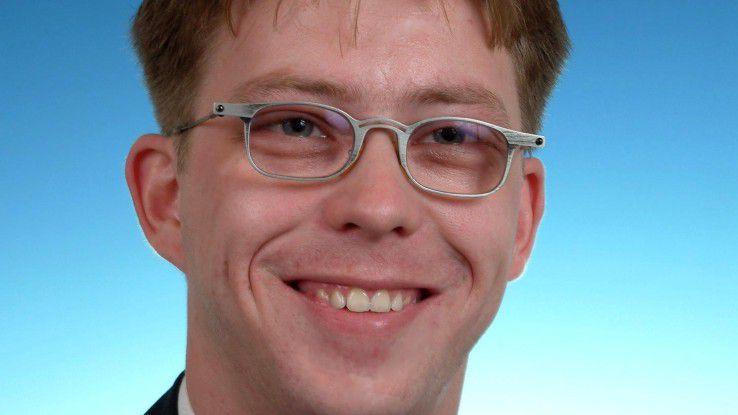 Auf anstehende IT-Probleme ist Proman-Netzwerkadministrator Marco Volkert durch die Community meist rechtzeitig vorbereitet.