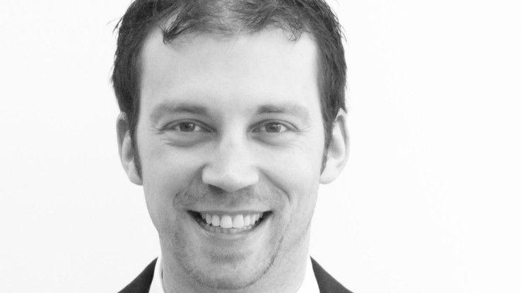 """Michael Krämer, Personalberatung Ratbacher: """"Ich habe hier einen besseren Zugang zu den Herstellern."""""""