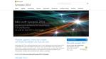 Technikkonferenz für Entscheider: Microsoft greift auf der Synopsis 2014 Trendthemen wie Big Data und Cloud auf - Foto: Microsoft