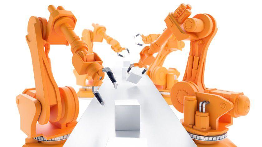 Industrie 4.0 heißt auch erhöhte Vorsicht vor Produktpiraten...